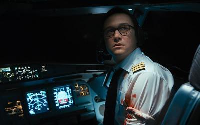 """Joseph Gordon-Levitt stars in a scene from the movie """"7500."""""""