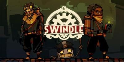 "This is an image from the video game ""The Swindle."" The Catholic News Service classification is A-II -- adults and adolescents. Not otherwise rated."