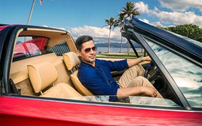 """<p>""""Magnum PI"""" is a modern take on the classic series starring Jay Hernandez (pictured) as Thomas Magnum, a decorated former Navy SEAL who, upon returning home from Afghanistan, repurposes his military skills to become a private investigator in Hawaii. (CBS photo by Karen Neal)  </p>"""
