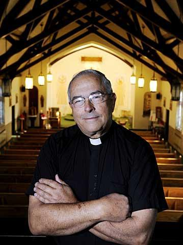Father Larry Gross.