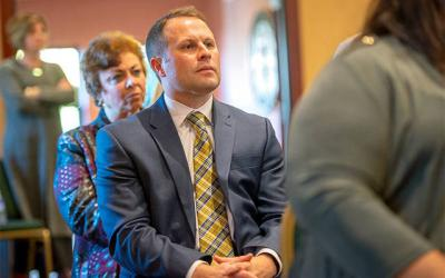 <p>Anthony S. Cook III, former superintendent of Catholic schools for the Diocese of Rochester, has been named as the next president of Rochester&rsquo;s Aquinas Institute. (File photo)  </p>