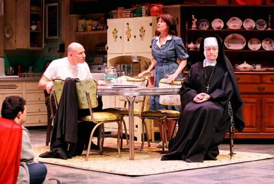 """Tom Dudzick's """"Miracle on South Division Street,"""" which is about a Catholic family, is part of Geva Theatre's 2015-16 lineup. Dudzick's """"Over the Tavern"""" (above) was performed at Geva in 2011."""