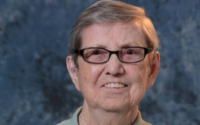 <p>Sister of St. Joseph Anne Martin Morris.  </p>