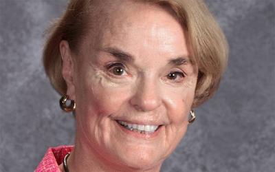 <p>Suzanne Johnston.  </p>