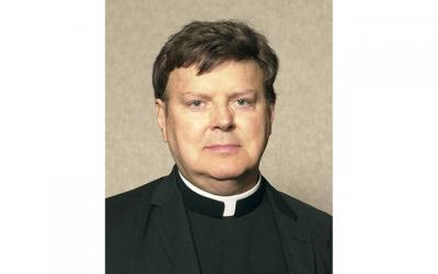 <p>Father Ralph J. Fraats.  </p>
