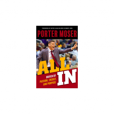 All In: Driven by Passion, Energy and Purpose cover