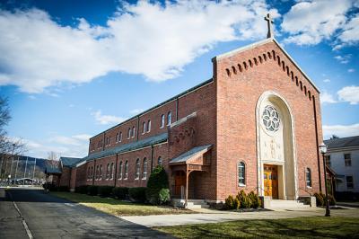 Under the new arrangement, Elmira's St. Charles Borromeo will have no weekend liturgies.