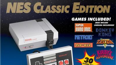 Nintendo recently released the NES Classic Edition, a mini-version of the Nintendo Entertainment System that enjoyed wide popularity in the 1980s. The updated device has been flying off the store shelves and has been selling for several hundred dollars on eBay.