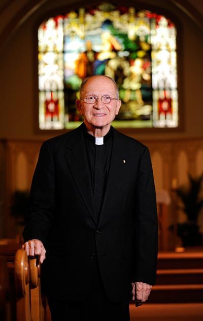 Father Robert Beligotti.