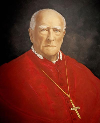 Bishop Bernard J. McQuaid