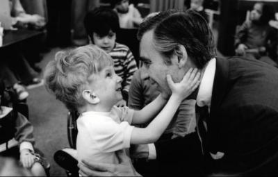 """Fred Rogers, the much-loved children's television figure, who died in 2003, is the subject of a new documentary, """"Won't You Be My Neighbor?"""" (CNS photo by Jim Judkis, Focus Features)"""