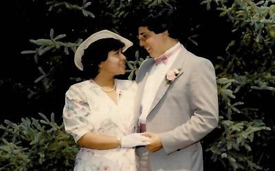 Leonor and Ed Rivera
