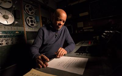 Berry Gordy in Hitsville: The Making of Motown. (Photo courtesy: Barry Brecheisen/Showtime)