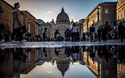 The Vatican, Rome.