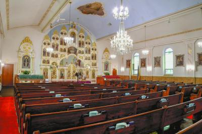 Ss. Peter and Paul Ukrainian Catholic Church in Auburn