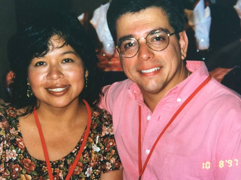 (Photo by Leonor and Ed Rivera)
