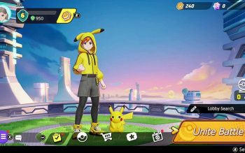 """<p>This is an image from the video game """"Pokemon Unite."""" The Catholic News Service classification is A-I — general patronage. The Entertainment Software Rating Board rating is E — everyone. (CNS photo by Nintendo)</p>"""