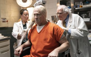 """<p>Michael Rooker stars in a scene from the movie """"The Suicide Squad."""" (CNS photo courtesy Studio Wildcard)</p>"""