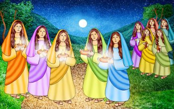 (Illustration by Linda Jeanne Rivers)