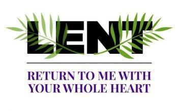 Editors: This Lenten logo can used for the Faith Alive! Lent series. (CNS illustration/CrisAnne Fernandez) See FAITH-ALIVE 11 Feb. 7, 2019.