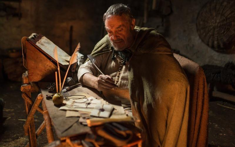"""John Rhys-Davies stars in """"I Am Patrick,"""" a docudrama screening in theaters for two nights only, March 17 -- St. Patrick's Day -- and March 18."""