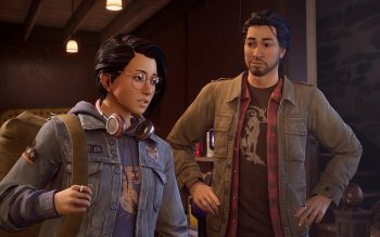 """This is a scene from the video game """"Life Is Strange: True Colors."""""""