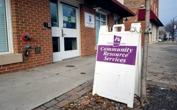 Catholic Family Center's Community Resource Services in Rochester offers such emergency services as a food pantry as well as financial assistance with eviction prevention, housing and utilities. (File photo)