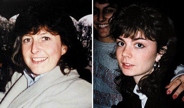 Lorraine Halsch (left) and Karen Hunt lost their lives when Pan Am Flight 103 was bombed over Lockerbie, Scotland, 25 years ago.