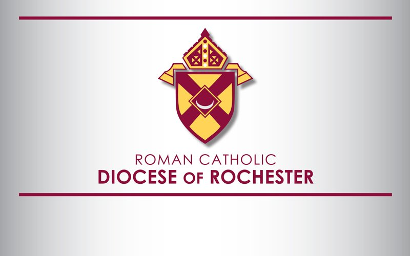 Diocese of Rochester logo.