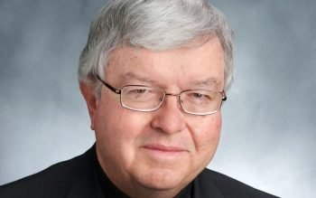 """Father Ken Doyle is the new writer for the popular Catholic News Service column """"Question Corner."""" His first column will appear June 17. (CNS photo) (June 14, 2011)"""