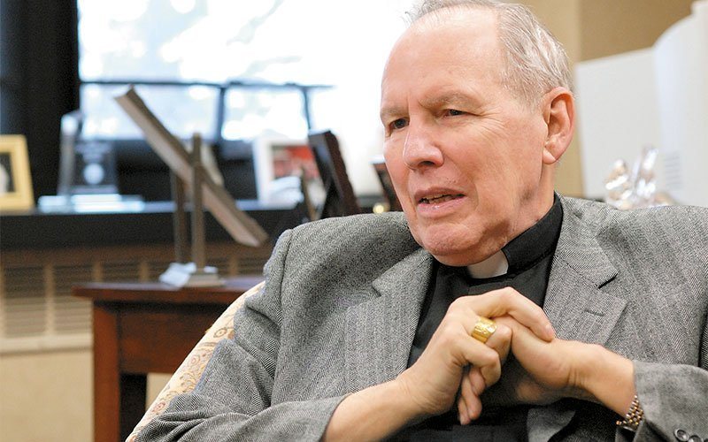 Bishop Emeritus Matthew H. Clark