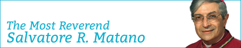 The Most Reverend Salvatore R. Matano