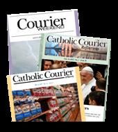 Free Catholic Courier e-newsletters
