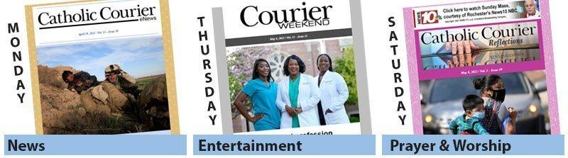 Catholic Courier eNewsletters