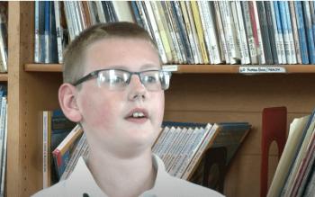 Catholic-school students share appreciation for their teachers